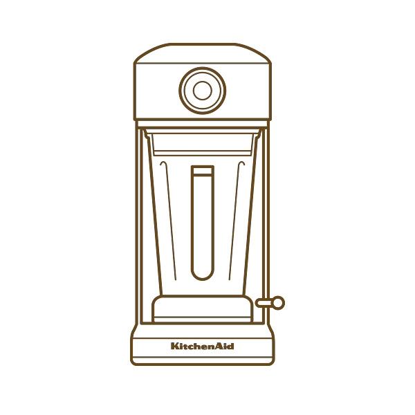 Blender Magnetyczny KitchenAid