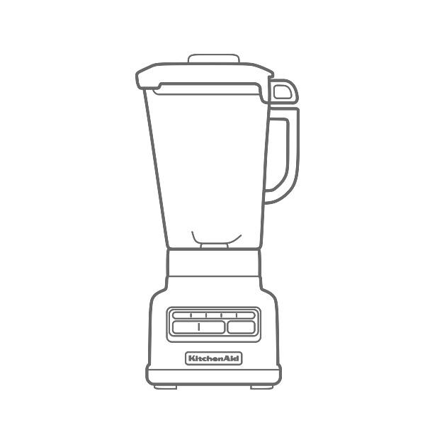 Blender Diament 1,75L