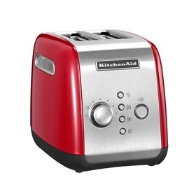 Toster 2 KitchenAid czerwony